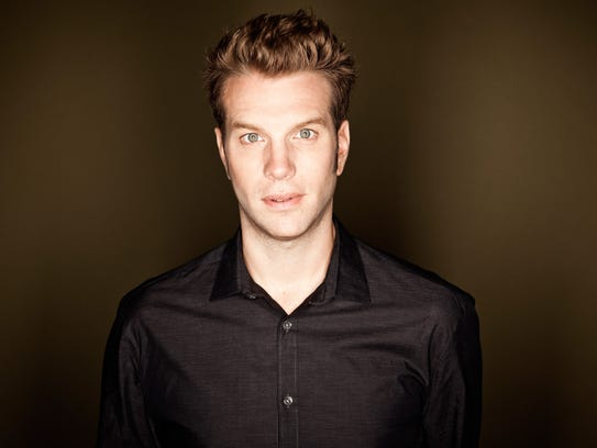 Comedian Anthony Jeselnik, host of Comedy Central's