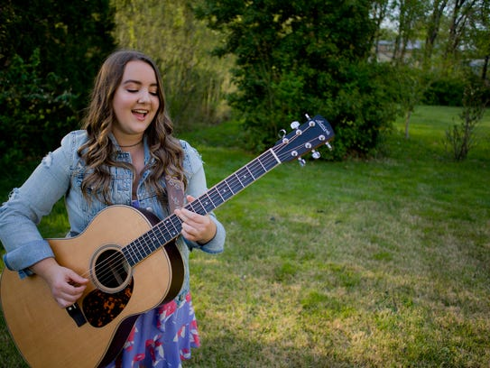 Camille Peruto is coming to the White Horse Winery in Hammonton.