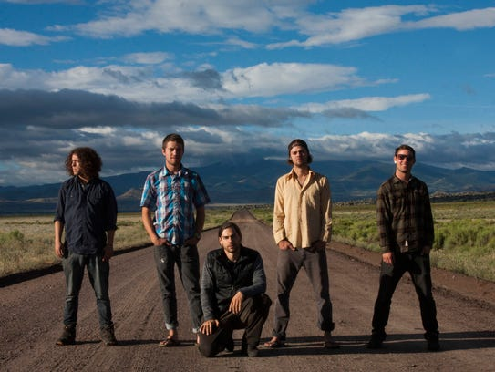 Elder Grown is one of four bands performing at this