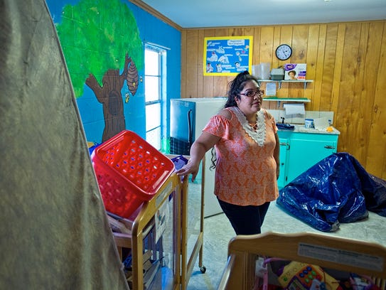 LaVeta Rodriguez, director of the Little Lights Learning