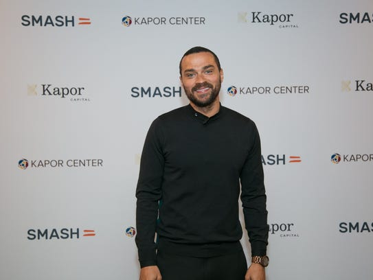 "Jesse Williams delivered a message to the tech industry this week while giving a keynote speech in Oakland: ""Stop excluding black people."" (Photo: Ashleigh Reddy for Stayreddy Photography)"