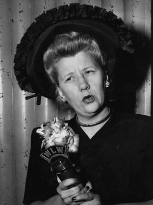 Radio and television pioneer Ruth Lyons started a Christmas fund in 1939 to buy toys for children at area hospitals.