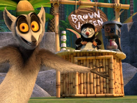 "Danny Jacobs won a 2011 Daytime Emmy for his voice role as the title character in the Netflix cartoon ""All Hail King Julien."""