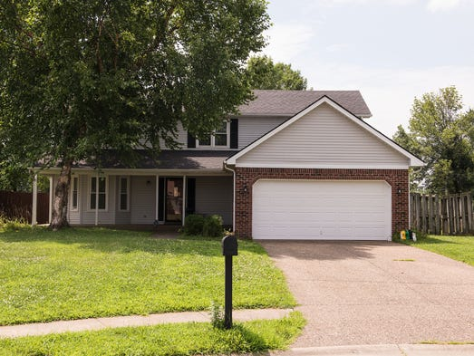 This Jeffersonville, Ind., home at 3018 Leah Ct. was