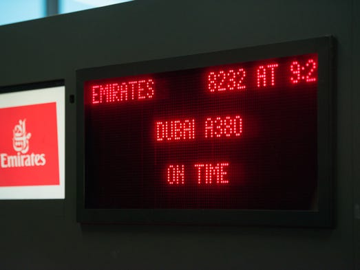 Emirates Use Our New Laptop Handling Service To Beat Ban