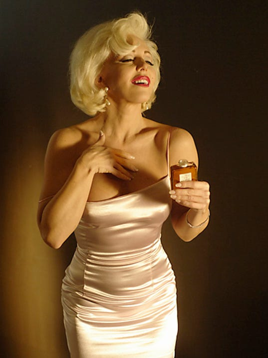 Actress Who Plays Marilyn Monroe Says 'I Want To Believe She Didn't Purposely Take Her Own Life'