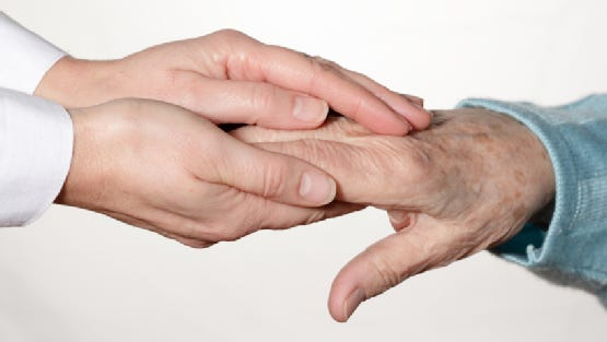 End-of-life decisions are challenging for families.