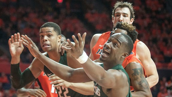 Michigan State freshmen ready for first taste of March Madness