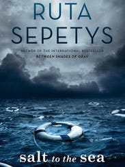 """Salt to the Sea"" by Ruta Sepetys"