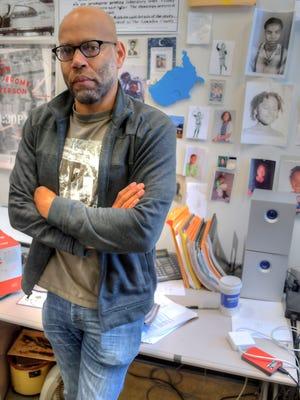 Artist and filmmaker Kevin Jerome Everson.