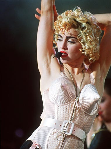 Happy birthday, Madonna! The iconic pop star turns
