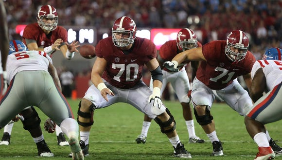 Kelly will help lead the Crimson Tide into the College