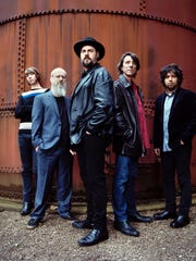 The Drive-By Truckers will perform at the WFPK Waterfront