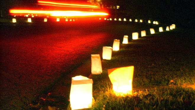 The Morningside neighborhood is known for its annual luminarias display, when candles, illuminated in paper bags, set the neighborhood aglow for the holidays.