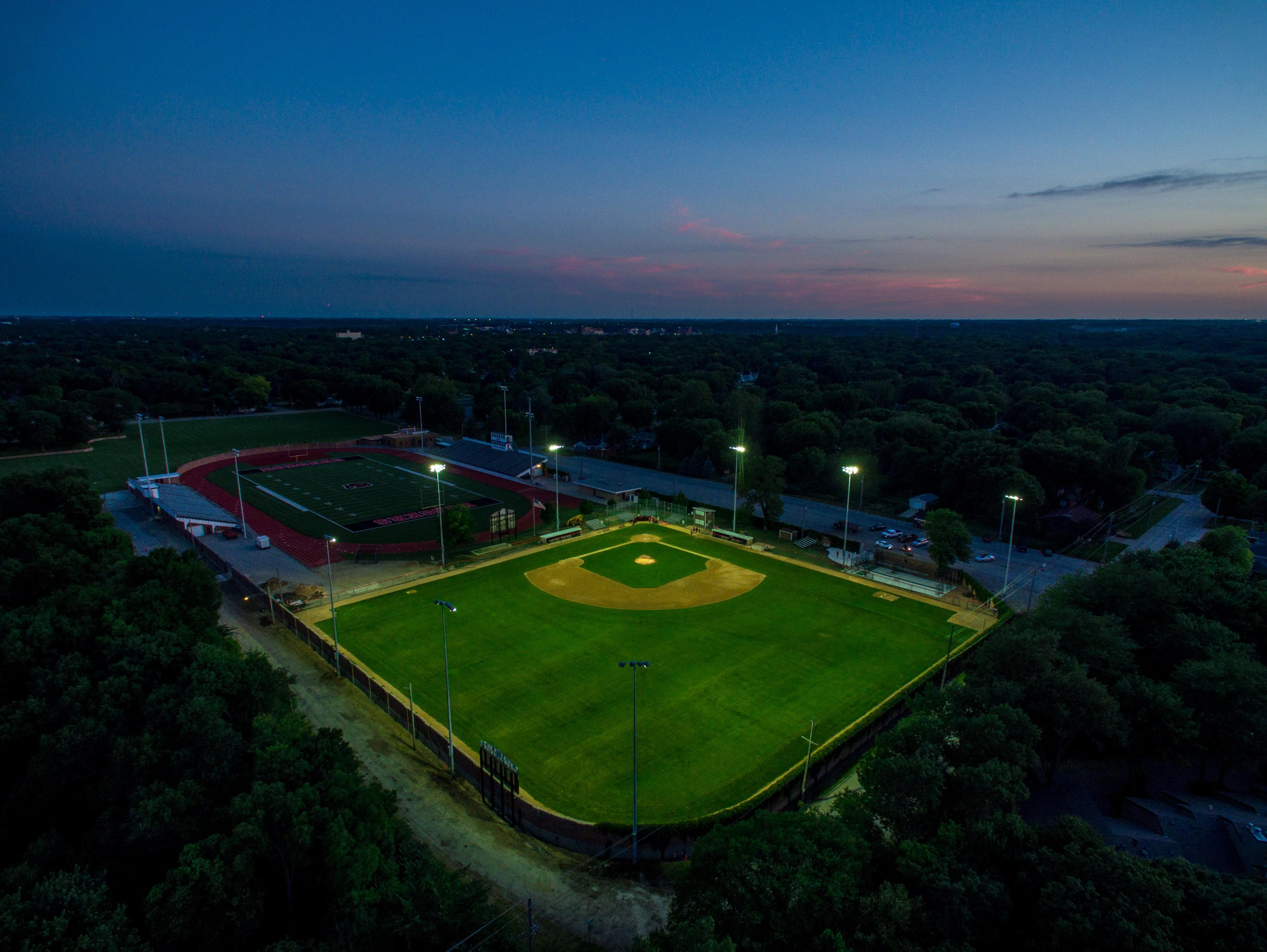 More than seven decades after it was built, Fort Dodge is adding lights to its baseball field since it opened in 1942.