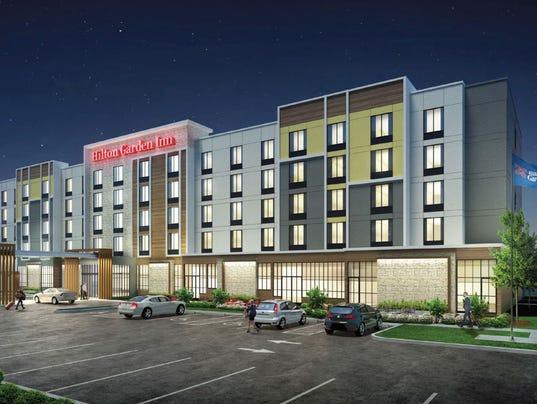 Hilton Garden Inn Planned For Papermill Road