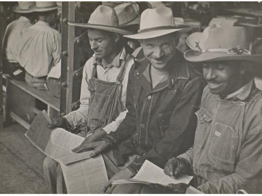 Los asistentes a un foro sobre la historia de la mano de obra agrícola en California, que se llevó a cabo en Salinas el 16 de marzo, aprendieron que esta es rica, complicada, intrigante y a veces perturbadora.