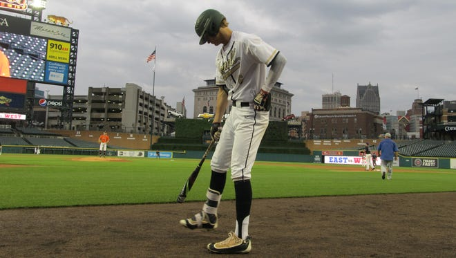 Sam Weatherly of Howell was drafted by the Toronto Blue Jays, named Mr. Baseball and played in the high school all-star game at Comerica Park in June 2017.