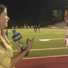 Appolos Hester awesome post-game interview