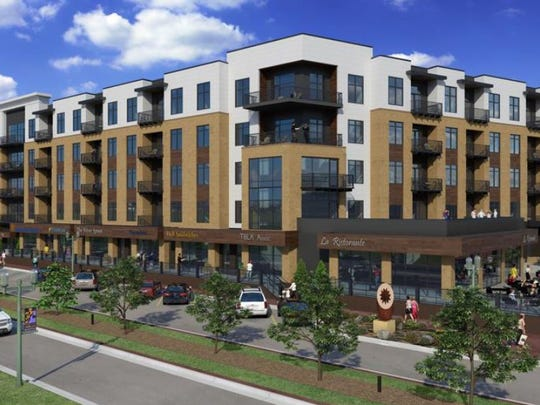Lloyd Cos.' $43.5 million development in uptown Sioux