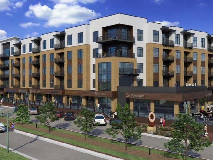 Lloyd Cos.' $43.5 million development in uptown Sioux