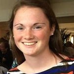 Missing University of Virginia student Hannah Elizabeth Graham is seen in an undated photo.