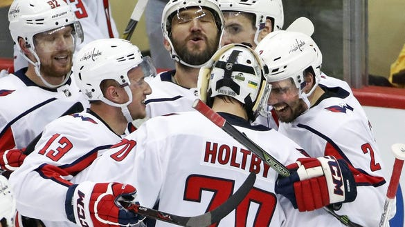 A reminder that a 3-1 series lead guarantees nothing, especially for the Washington Capitals