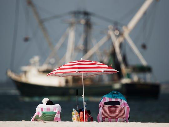 Two mainstays of Southwest Florida's economy, fishing