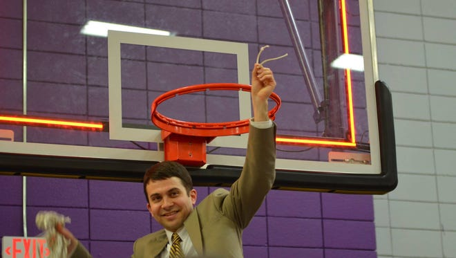 LSU of Alexandria coach Larry Cordaro guided the Generals to their first RRAC tournament title Saturday.