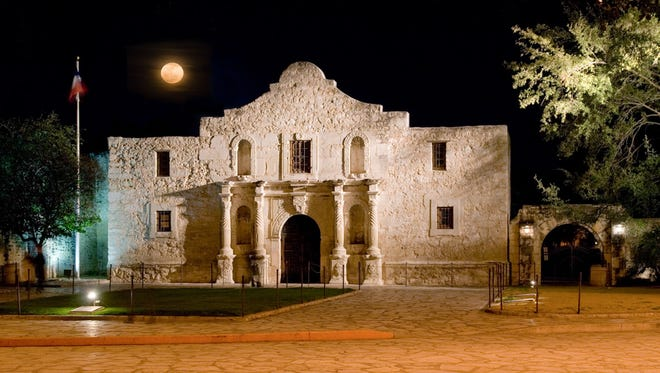 The Alamo and four Spanish colonial Catholic missions in San Antonio have been recognized as a UNESCO World Heritage site.