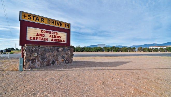 Star Drive In, Monte Vista, Colo.