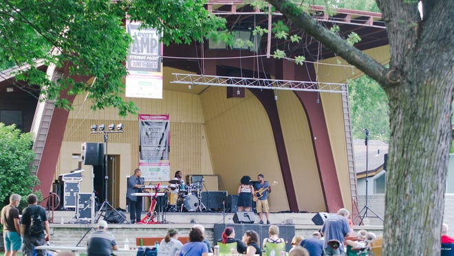 CREATE Portage County has again received a $25,000 grant to host the  Levitt AMP Stevens Point Music Series.