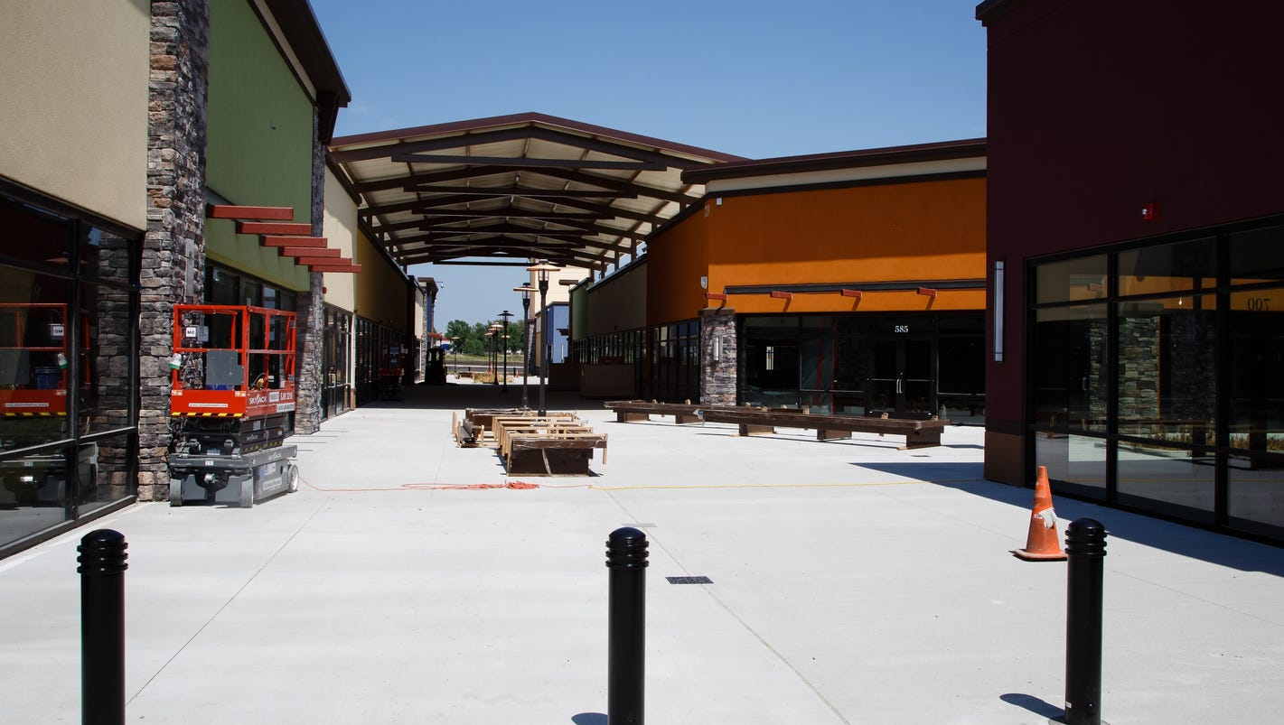 six more stores revealed for eagerly anticipated altoona outlet mall