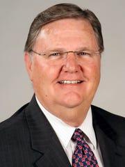 Mayoral candidate Joe McComb