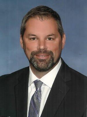 Spotswood Superintendent of Schools Graham Peabody