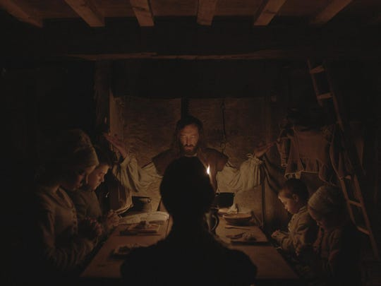 """The Witch"" is a horror film set in Colonial times."