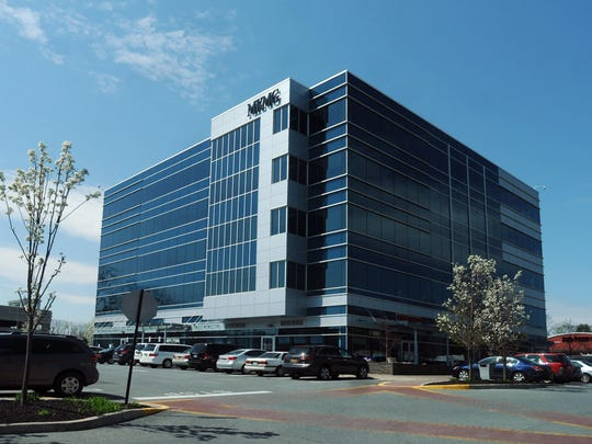 The Mount Kisco Medical Group's building in Poughkeepsie.