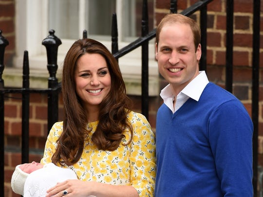 The press and public marveled when Duchess Kate walked