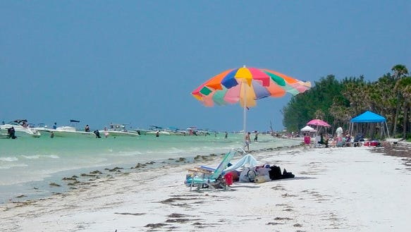 FLorida Anclote Key Preserve_Activities_Beaches_Boat Camping_21