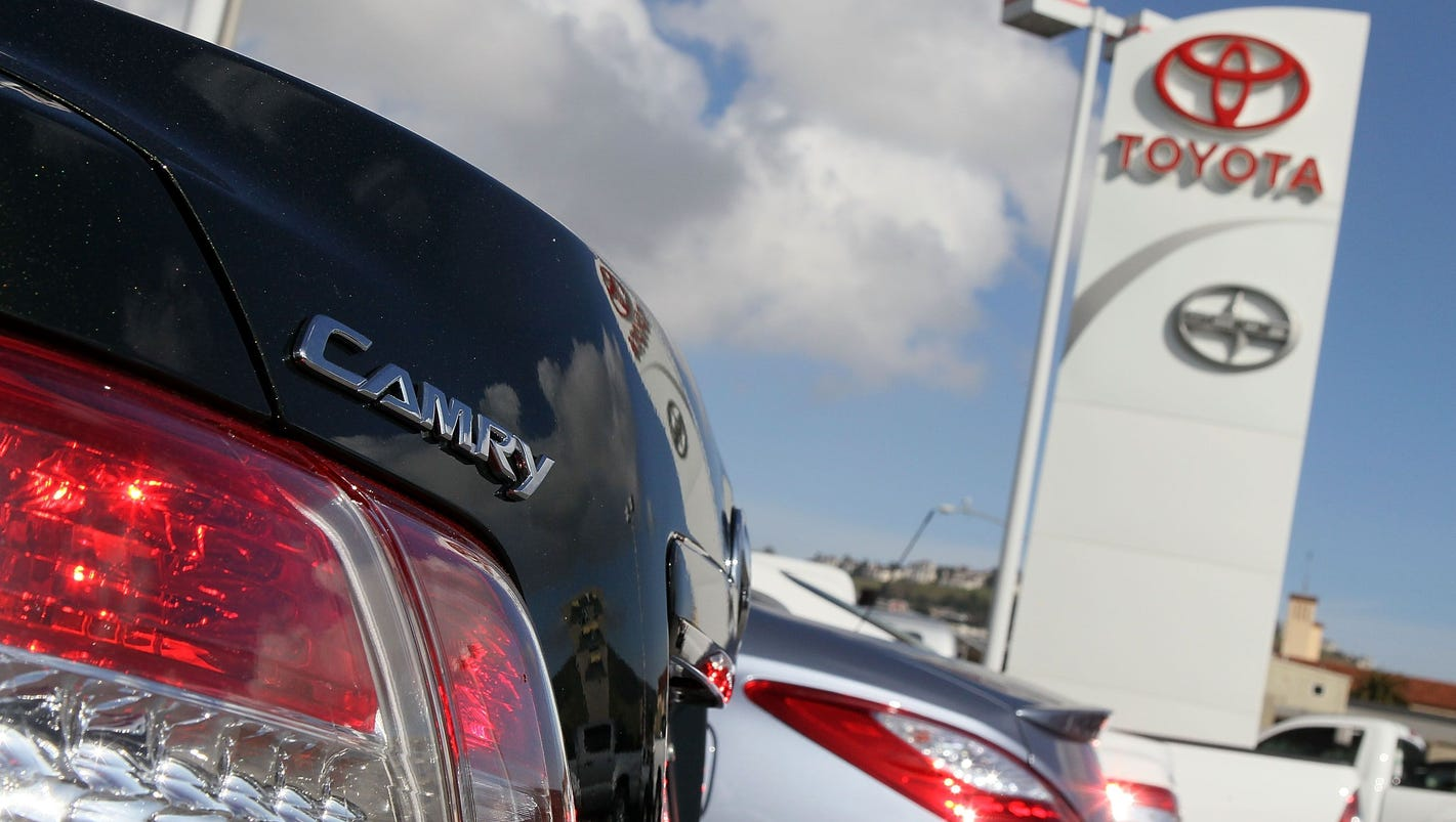Toyota Sales Plunge Nissan Honda Up In January