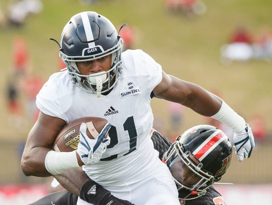 Georgia Southern has lost three-straight to Appalachian State and 11-of-the-last-15. The Eagles last beat the Mountaineers in 2014 in Statesboro.