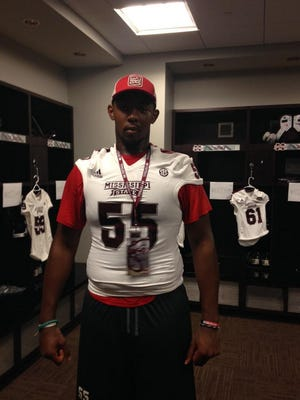 Greg Eiland has committed to Mississippi State