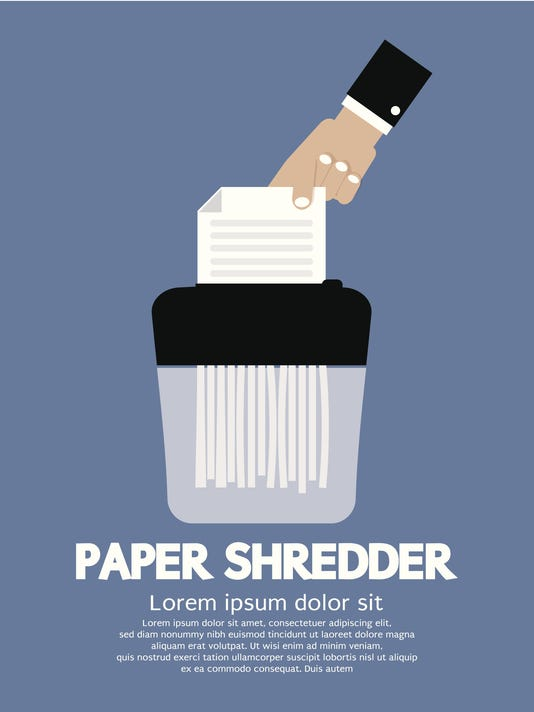 The Buzz: Shred it for free