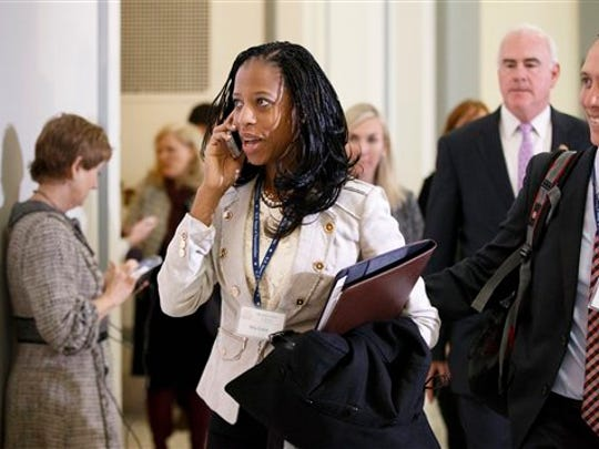 Mia Love of Utah is the first black Republican female in the House of Representatives.