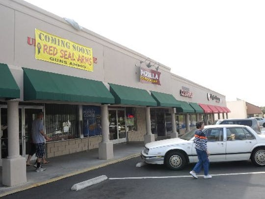 Red Seal Arms opened in 2014 in Ventura.