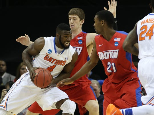 Florida center Patric Young (4)