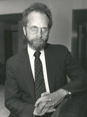 A photo of Jim Fouts when he was a Sterling Height