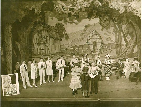 Boone County Jamboree preceded 'Midwestern Hayride.'