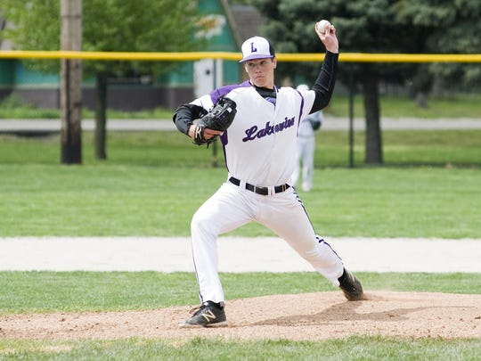 Jacob Herbers was an All-State baseball player for