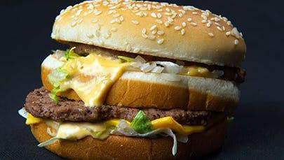 McDonalds introduced its signature Big Mac hamburger in August 1968.